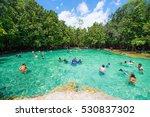 krabi  thailand   october 15 ... | Shutterstock . vector #530837302