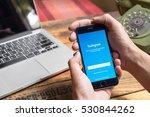 chiang mai  thailand   dec 7 ... | Shutterstock . vector #530844262