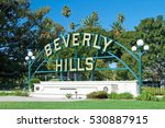 hollywood  california   october ... | Shutterstock . vector #530887915