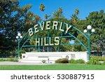 hollywood  california   october ... | Shutterstock . vector #530887915