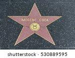 hollywood  ca   december 06 ... | Shutterstock . vector #530889595