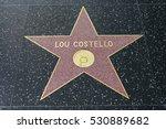 hollywood  ca   december 06 ... | Shutterstock . vector #530889682