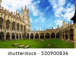 Canterbury Cathedral Cloister ...