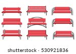 vector illustration set of... | Shutterstock .eps vector #530921836