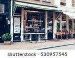 amsterdam  netherlands   august ... | Shutterstock . vector #530957545