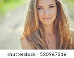 beautiful woman | Shutterstock . vector #530967316