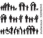 Unorthodox Families Icon Set