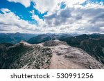 mountains landscape | Shutterstock . vector #530991256