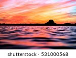 sonora sunset | Shutterstock . vector #531000568