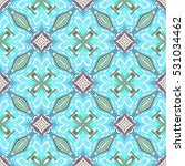 seamless patterns with bright... | Shutterstock .eps vector #531034462