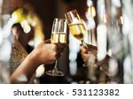 restaurant chilling out classy... | Shutterstock . vector #531123382