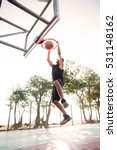 Picture Of Basketball Player...