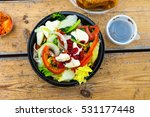 take away  food in plasmasovy... | Shutterstock . vector #531177448
