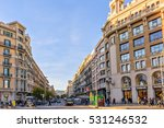 architecture of the city center ... | Shutterstock . vector #531246532
