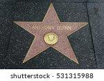 hollywood  ca   december 06 ... | Shutterstock . vector #531315988