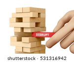 planning  disruption and... | Shutterstock . vector #531316942