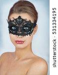 Mask.nude.girl.venice Carnival...