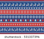 merry christmas and new year... | Shutterstock .eps vector #531337396