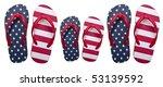 Flip Flop Sandals In American...