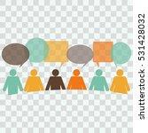communication | Shutterstock .eps vector #531428032