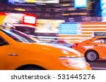 New York City Taxi In Motion ...