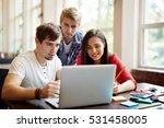work in the net | Shutterstock . vector #531458005