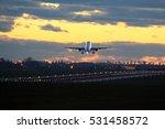 Civil Passenger Airplane...