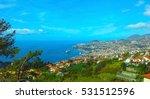 madeira island  portugal.... | Shutterstock . vector #531512596