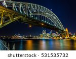 Sydney Harbour Bridge  ...