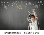 kid's learning inspiration... | Shutterstock . vector #531546148