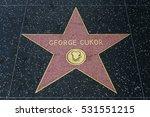 hollywood  ca   december 06 ... | Shutterstock . vector #531551215
