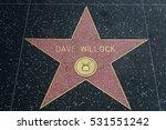 hollywood  ca   december 06 ... | Shutterstock . vector #531551242