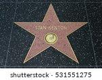 hollywood  ca   december 06 ... | Shutterstock . vector #531551275
