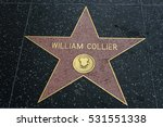 hollywood  ca   december 06 ... | Shutterstock . vector #531551338
