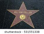 hollywood  ca   december 06 ... | Shutterstock . vector #531551338