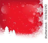 christmas background with...   Shutterstock .eps vector #531562192