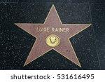 hollywood  ca   december 06 ... | Shutterstock . vector #531616495