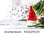 merry christmas and happy new...   Shutterstock . vector #531629125