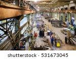 industrial  workshop for... | Shutterstock . vector #531673045