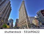 new york  usa   november 18 ... | Shutterstock . vector #531690622