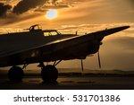 Vintage B 17 Bomber Silhouette...