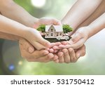 home loan  car insurance ... | Shutterstock . vector #531750412