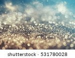 fireworks at new year and copy... | Shutterstock . vector #531780028