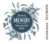 Design Template For Beer Pub....