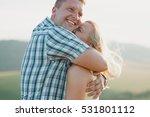 couple in love   Shutterstock . vector #531801112
