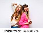 close up lifestyle portrait of... | Shutterstock . vector #531801976
