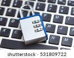 computer security concept | Shutterstock . vector #531809722