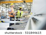 male manual workers... | Shutterstock . vector #531844615