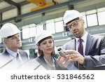 mid adult businessman... | Shutterstock . vector #531846562