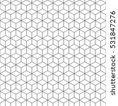 cubes. seamless pattern ... | Shutterstock .eps vector #531847276